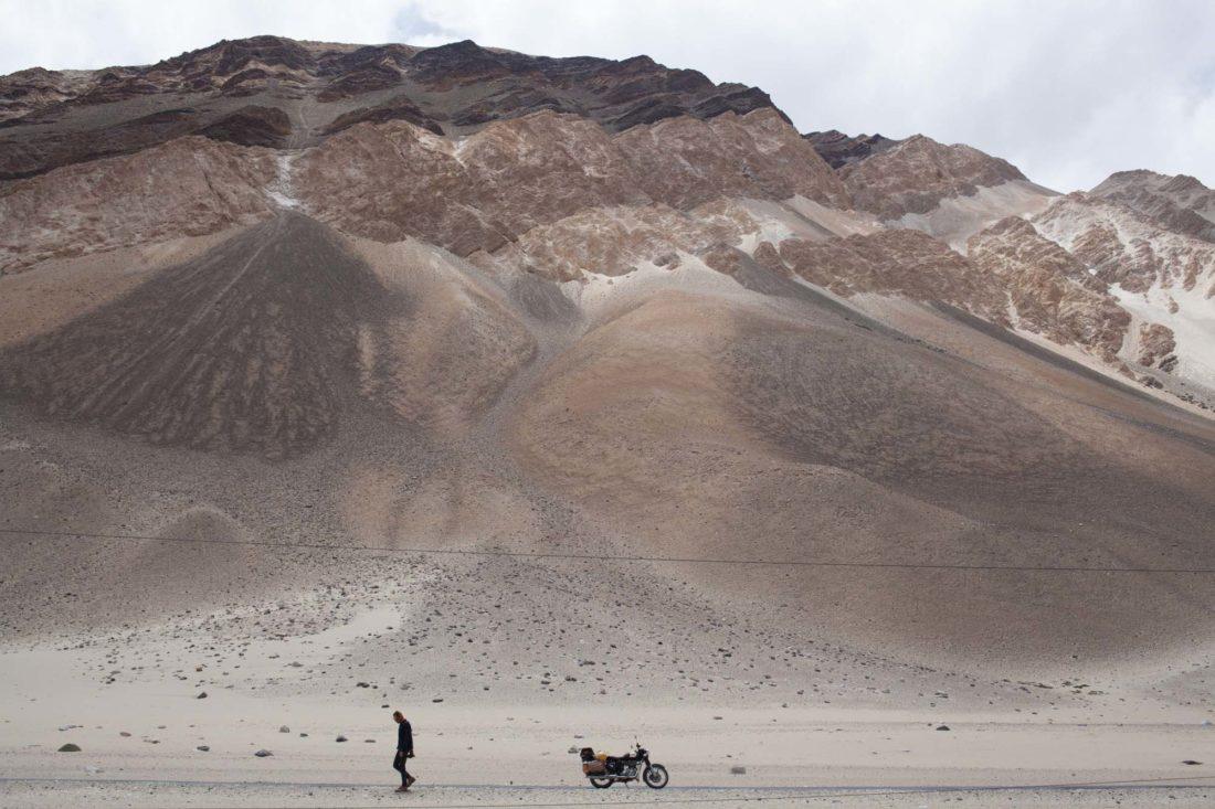 Ladakh, Motorcycle, Travel, India