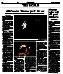 India Comedy_The Washington Post-Aug 2014