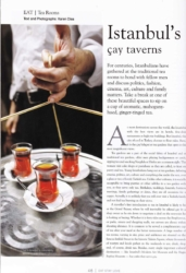 Istanbul Tea Eat Stay Love Magazine_Istanbul 4 Pages