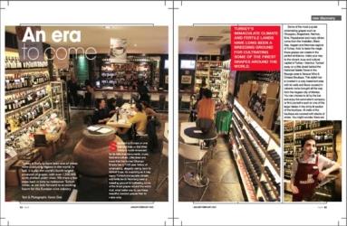 Istanbul Wine Turkey Sensus Bar Liquid Magazine
