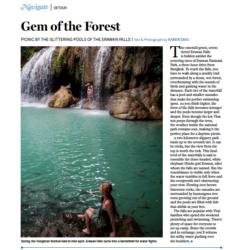 Thailand Waterfall Erawan_National Geographic India